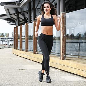 sport yoga bh bra damen fitness top