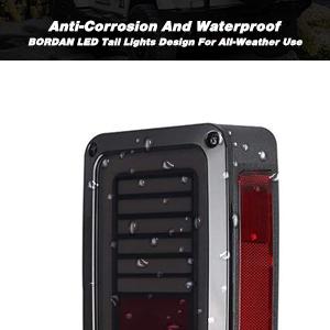 Waterproof performance