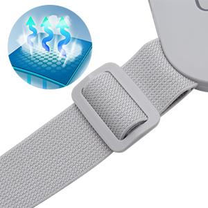 Aptoco smart back brace shoulder belts
