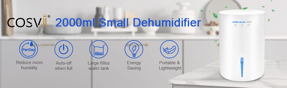 small dehumidifier