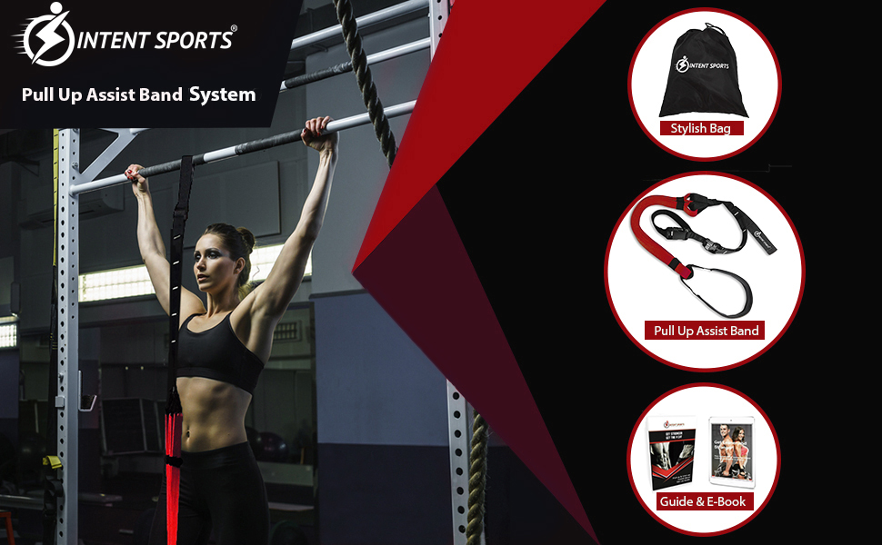 Fitrush Pull Up Assist Band