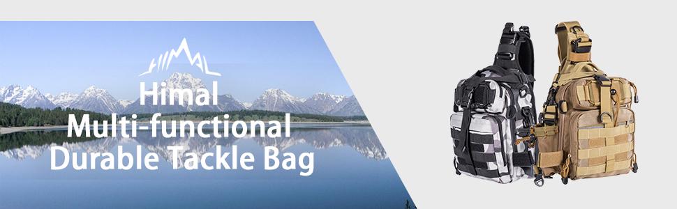 Durable Tackle Bag