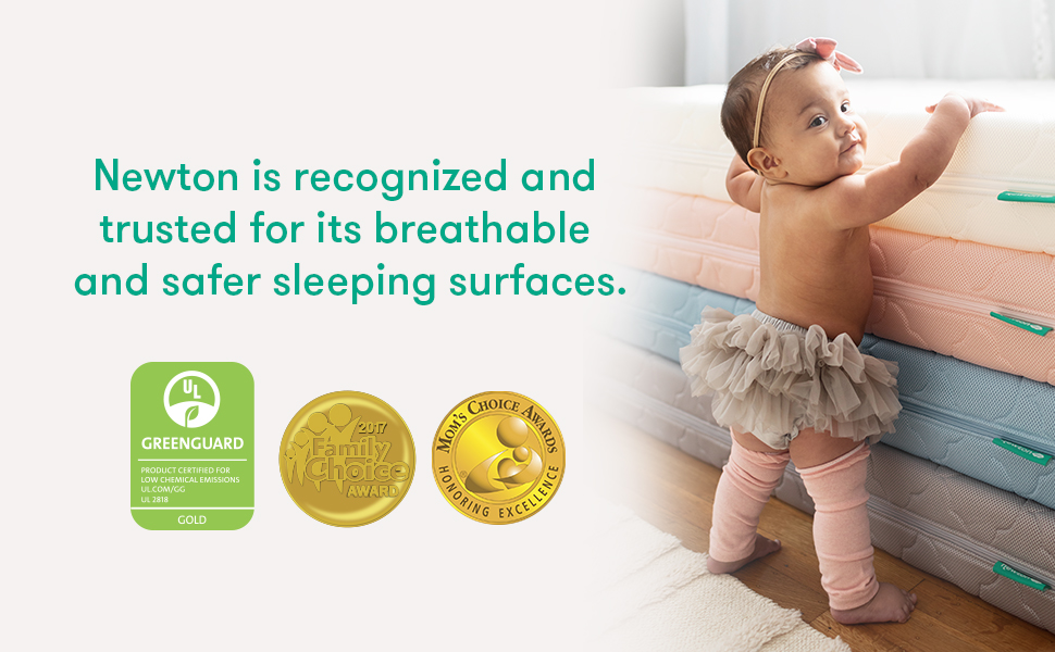 breathable crib mattress