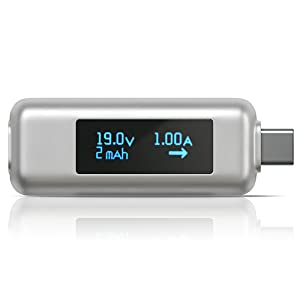 Satechi Usb C Powermeter Kompatibel Mit 2020 2019 Computer Zubehör