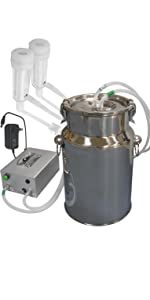 hantop milking machine for goats for cows