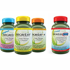 MigreLief Dietary Supplements