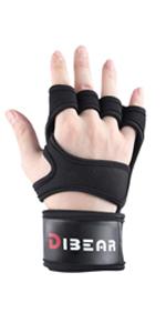 Ventilation Weightlifting Gloves