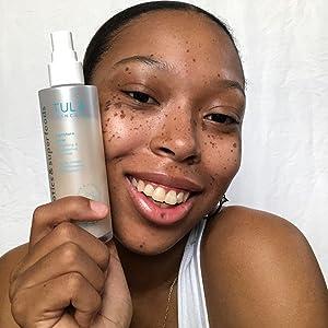 face mist no makeup skincare tula