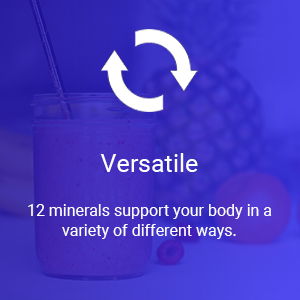 Mineral solution