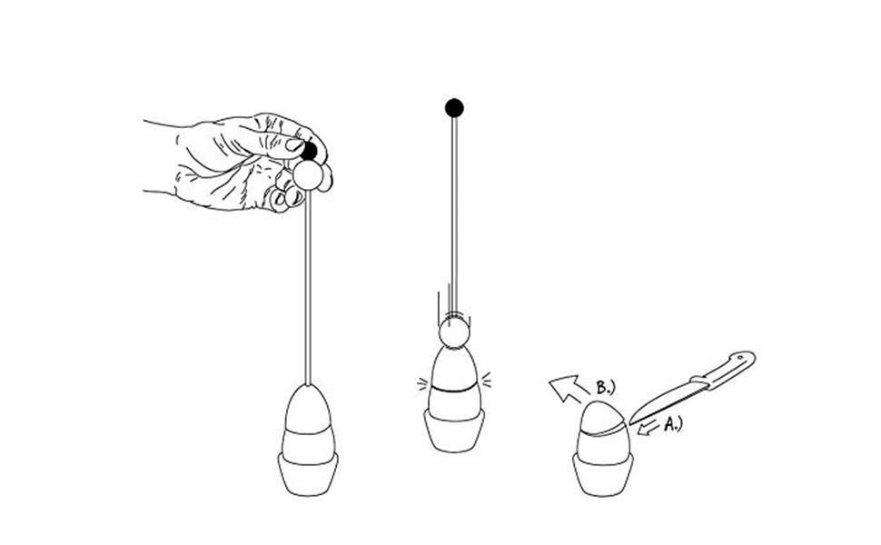 egg opener