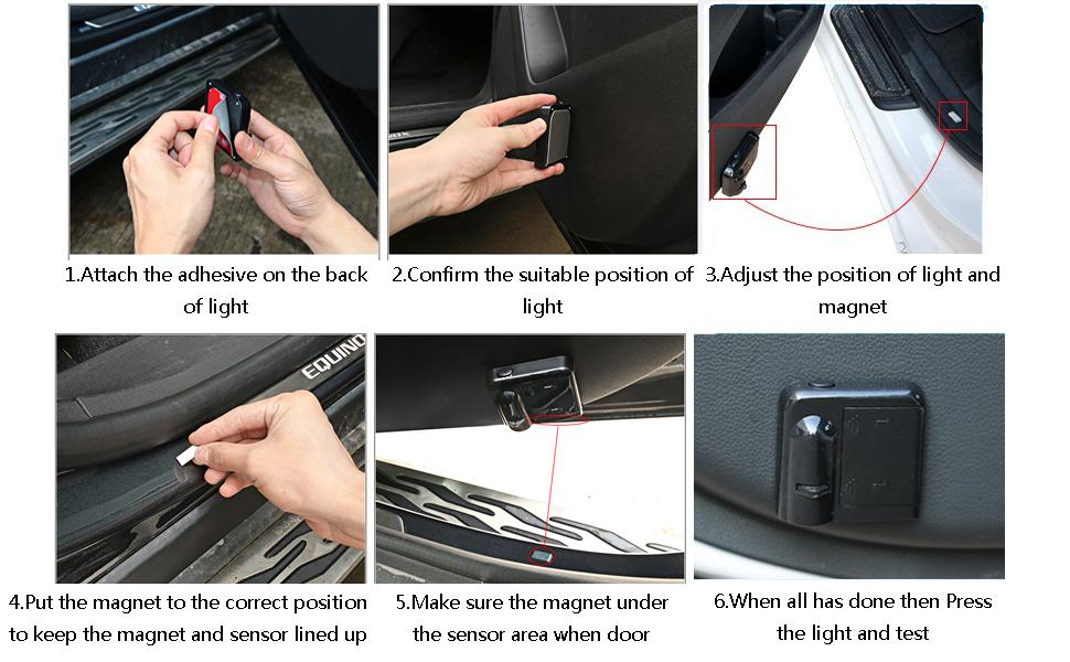 car door lights 1