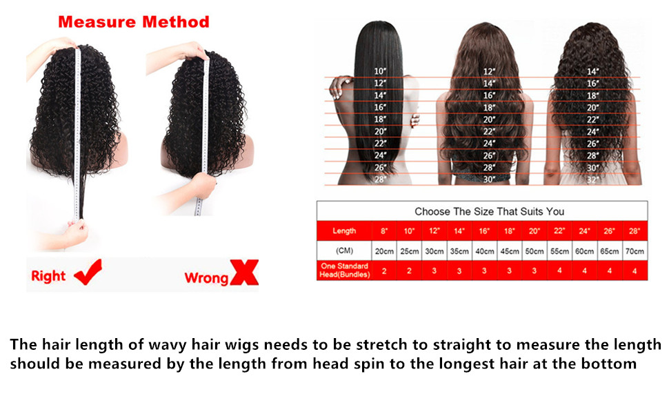 20 inch lace front wigs human hair