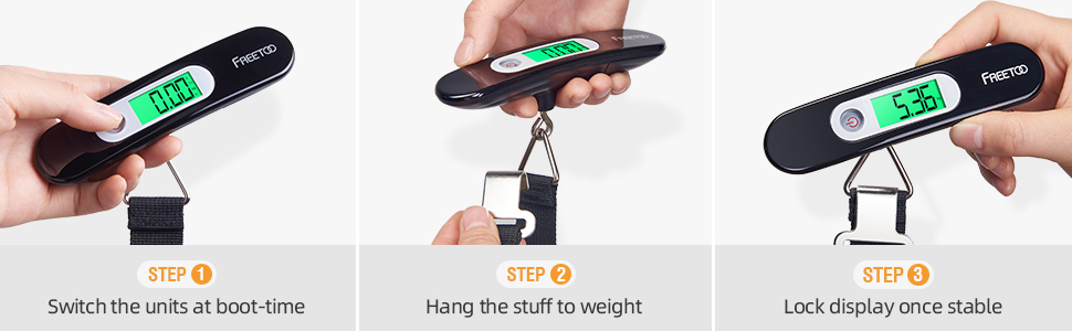 luggage weight scale portable