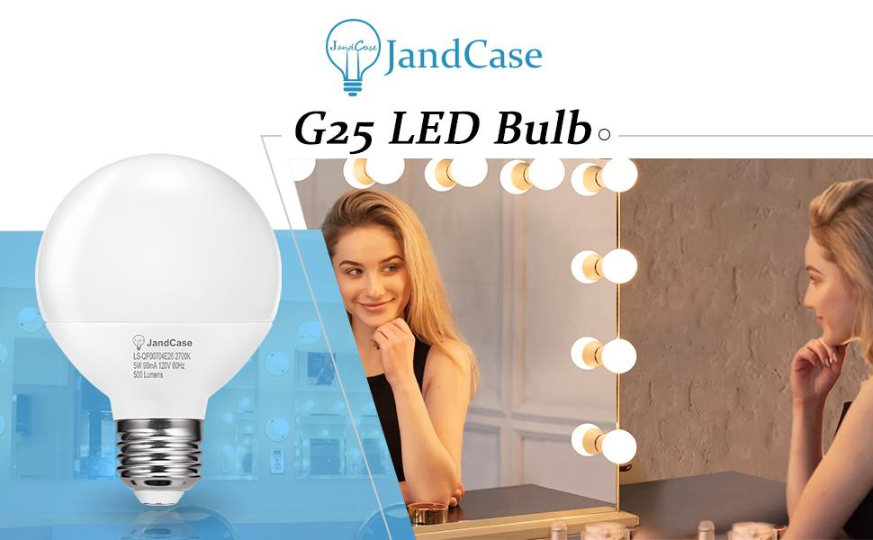 g25 vanity light bulb