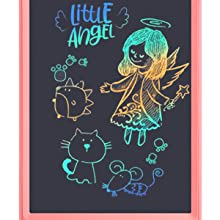 LCD drawing board doodle board pad