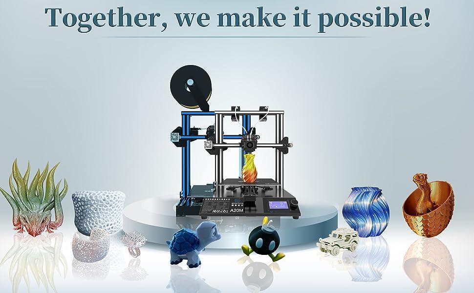 geeetech 3d printers