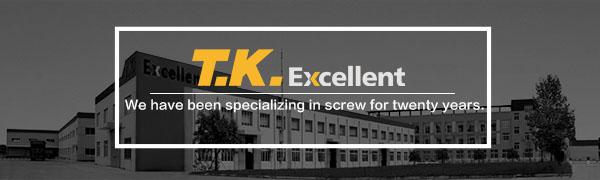 T.K. Uitstekend logo