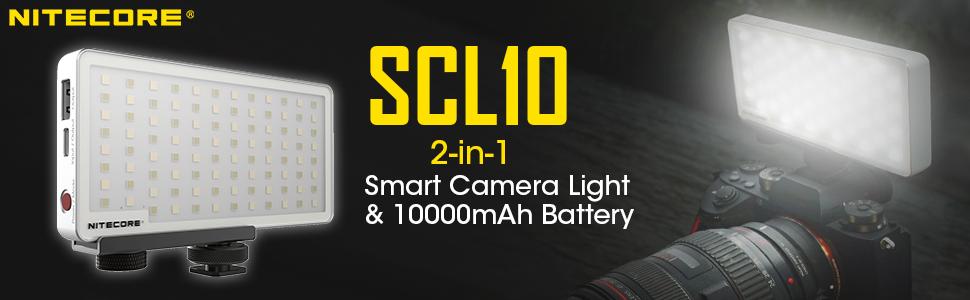 nitecore scl10 banner