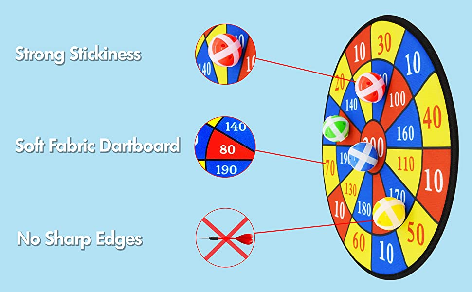FEATURES OF DARTGAME