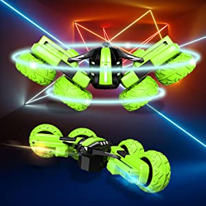 Remote Control Car with Light