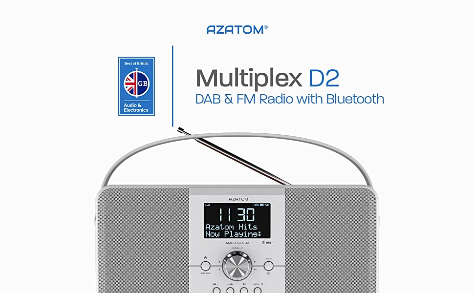 Azatom Multiplex D2