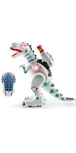 Interactive Velociraptor Dinosaur Robot Toy