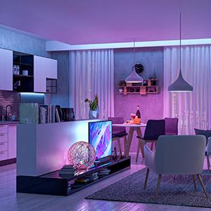 led light for kitchen