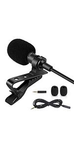 Rovtop Lavalier Microphone