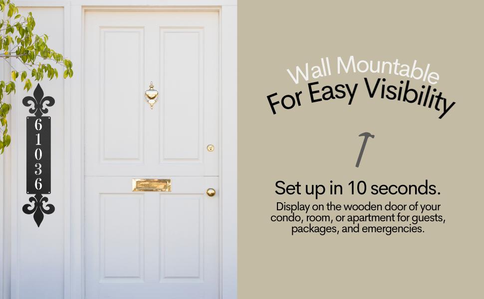 door mount