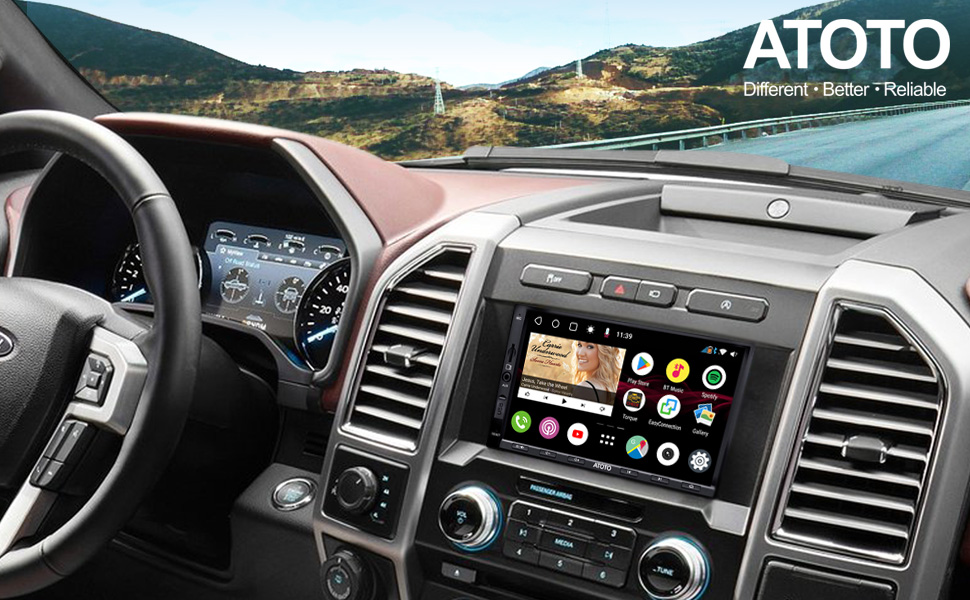 S8 Android car stereo