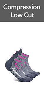 Low Cut Compression Socks