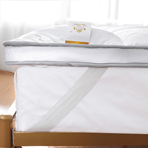 AIR-FLOW MESH MATTRESS TOPPER