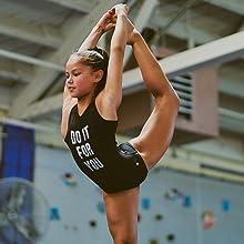destira child leotards gymnastics children leo tumbling kids girls
