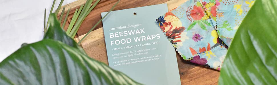 Zenify Earth beeswax food wraps storage kitchen gift compost biodegrade reusable bees bowl