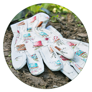 women garden gloves