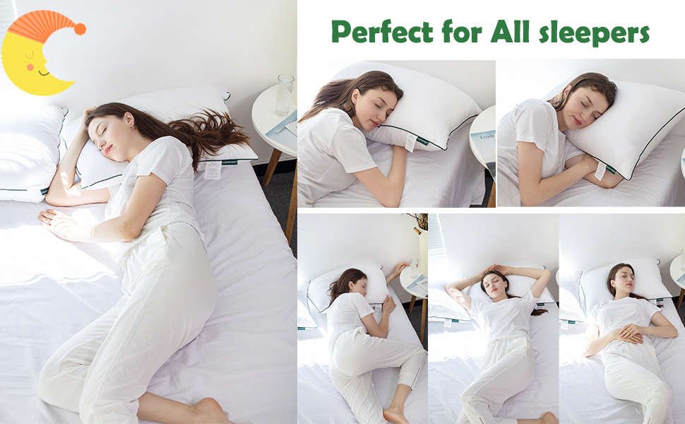 perfect for all sleepers