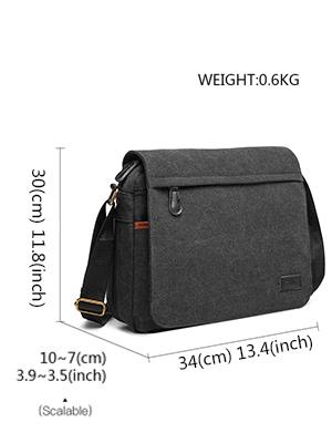 Casual Crossbody Handbags Shoulder Bags for Waterproof Nylon Messenger Bags