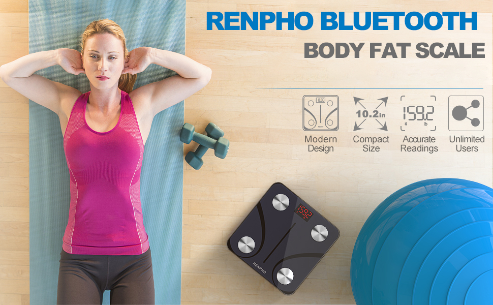 Renpho Body Fat Scale