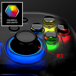 Wireless PC Game Controller
