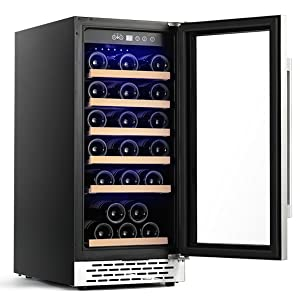 Colzer wine fridge