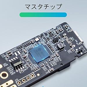 M.2 NVME SSD ケース