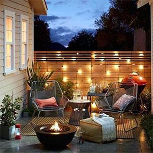Svater Waterproof Outdoor String Lights 2x25FT