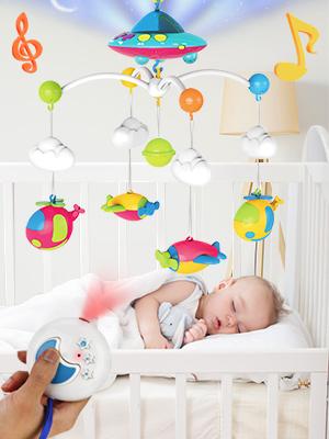 Crib Mobile Baby Crib Toys -2