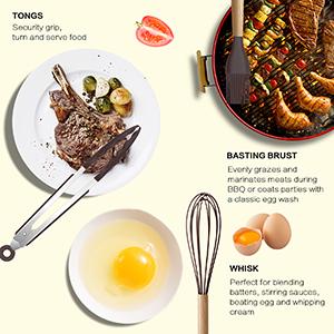 silicone spatula set silicone utensils cooking set kitchen cooking utensils set