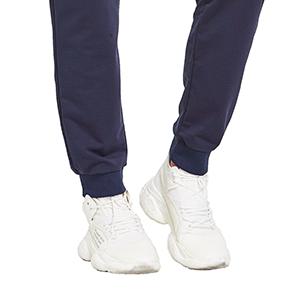 Elastic Ankle Cuffs