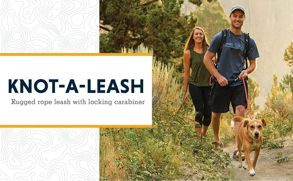 Knot-a-leash