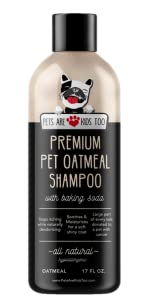 Pet Oatmeal Shampoo & Conditioner In One