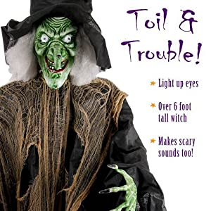 Halloween Haunters Props & Decorations