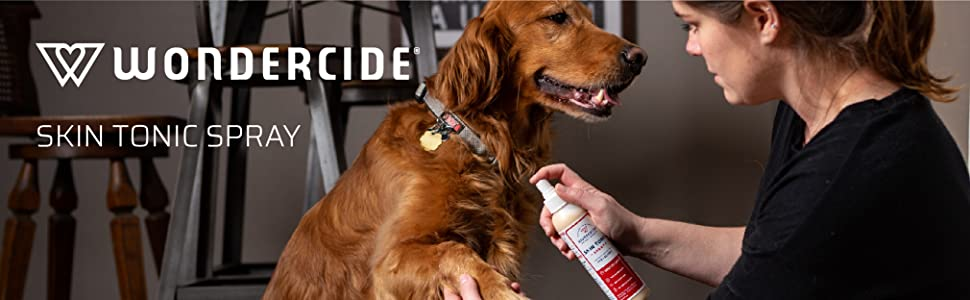 dogs cats dog cat skin tonic spray soothing irritations neem infused mitigating dry itchy skin mites