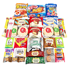 EXECELLENT ASIAN SNACK BOX